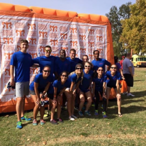 Our winning team at the 2015 Napa Ragnar race in Napa Valley, California  (Thomas, Dale, Ephrem, Sanae, Caroline, Karen, Judy, Sage and friends)